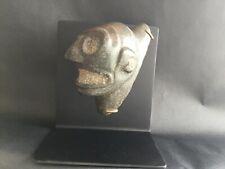 Taino Stone Human Effigy Zemi Pre Columbian