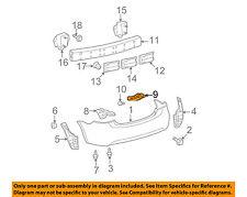 TOYOTA OEM 07-11 Yaris Rear Bumper-Side Support Right 5215552091