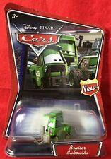 2007 Disney PixarCars Bruiser Bukowski NEWDiecast Car First ReleaseRare NEW