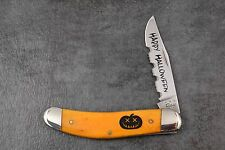 Case XX 10536 Halloween Sowbelly Knife knives
