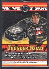 JUAN PABLO MONTOYA 2007 WHEELS AMERICA THUNDER ROAD RACE TIRE NASCAR SP $25