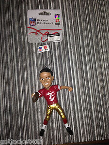 """Colin Kaepernick San Francisco 49ers Forever Collectibles 4"""" NFL Player Ornament"""