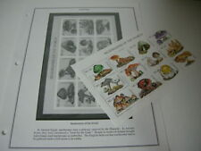 LESOTHO Mushrooms of the World M1.00- 12 Stamp Sheet