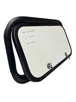 "21.5"" X 12.5"" X 2"" White RV Baggage Cargo Compartment Access Storage Door Camper"