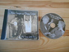 CD Folk Mike & Peggy Seeger - Fly Down Little Bird (14 Song) APPLESEED