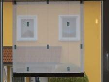 Scheibengardinen Breite 47 cm x Höhe 50 cm -  neu  - modern - Gardine - Paneel