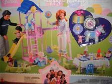 Barbie Happy Family Baby's 1st Birthday 2003 Mattel New in Box Krissy Sand box