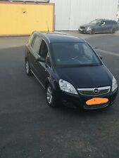 Opel zafira B 7Sitzer