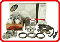 ENGINE REBUILD OVERHAUL KIT Fits: 1991-1994 NISSAN 240SX 2.4L DOHC L4 KA24DE