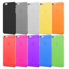 Handyhülle Schutz Hülle Cover Hard Case Schale Matt Samsung iPhone Transparent