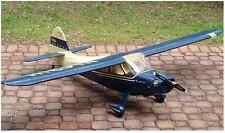 85  inch Aeronca Sedan 15-AC   Giant Scale RC AIrplane Rolled Plans /Templates