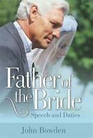 Father of the Bride: Speech and Duties-ExLibrary