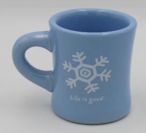 "Life Is Good ""Do What You Like, Like What You Do"" - Snowflake Coffee Mug"