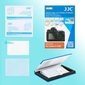 Panasonic ZS200 ZS220 TZ200 TZ220 TX2 Leica C-Lux Glass LCD Guard JJC GSP-CLUX