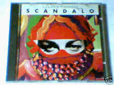 GIANNA NANNINI Scandalo cd singolo ITALY on RICORDI