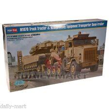 HobbyBoss 1/35 85502 M1070 Truck Tractor & M1000 HET Semi-trailer Hobby Boss