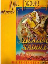 Blazing Saddles-1974-Original Movie Soundtrack LP