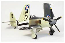 1/6 Scale British WW-II Hawker Sea Fury Plans,Templates(Folding Wing) 77ws