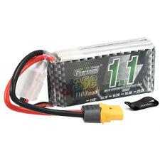 Charsoon 11.1V 1100mAh 35C 3S Lipo Battery XT60 Plug With Strap