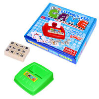 For Kids  Learning Early Educational Toys English Spelling Game Alphabet Letter