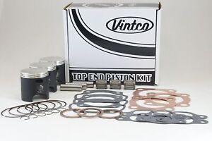 Kawasaki H1-500 1969 1970 1971 1973 Top End Piston Kit 60.0mm Standard 13001-031