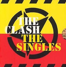 The Singles [Box Set] [Box] by The Clash (CD, Nov-2006, 19 Discs, Epic)