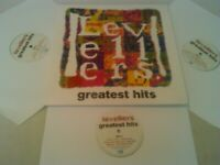 LEVELLERS - GREATEST HITS 3X LP N. MINT!!! UK 1ST PRESS ON THE FIDDLE RECORDINGS