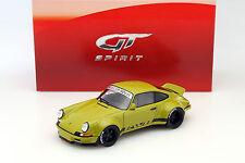 Porsche 911 (930) rwb Year 1973 Khaki Green 1:18 gt-spirit