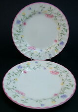 "TWO Johnson Brothers Summer Chintz Sm Side or Bread Plates 15.75cm /6.75"" in VGC"