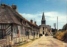 Br54073 Chaumiere Normande france