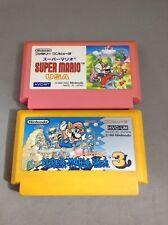 40148 Super Mario Bros. 3 USA NES nintendo Famicom FC Japan