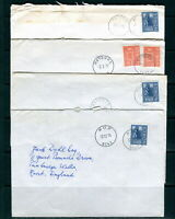 Four Norway Covers (2)