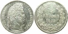 Francia - Luigi Filippo - 5 Franchi 1835 - Ag - Argento - Silver