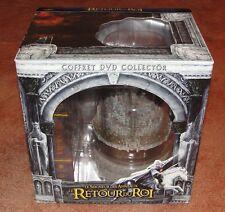 Le seigneur des anneaux - Le retour du roi Coffret DVD Collector neuf VF