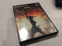 Baldurs Gate Dark Alliance Sony PlayStation 2 No Manual Interplay Games VG+ / EX