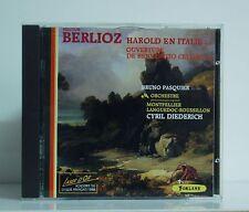 CD Berlioz Harold en Italie Bruno Pasquier Cyril  Diederich  Forlane 1987