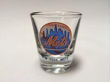 New York Mets Baseball MLB Team Shot Glass Barware Jigger