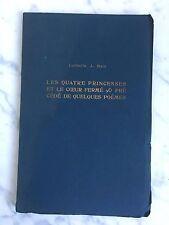 Ludmila J.Rais Vers et Prose Eugène Figuière 1914