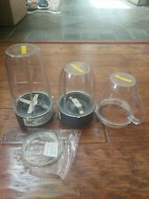 MAGIC BULLET Blender ACCESSORIES (Cups, Blades, Gaskets)