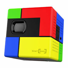 SK UO Smart Beam Art Protable Mini Pico Laser Projector - Expedited Shipping