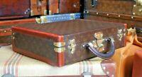 Louis Vuitton Vintage President Attache Briefcase