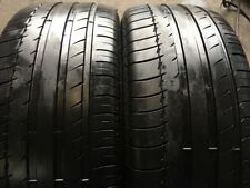 2 X 255 45 20 Michelin Latitude Sport 75 % Tread . Fitting Available, Freight