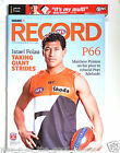 Seas 2011 AFL Football Record - Rounds & Finals GEELONG CATS Premiers - Carlton