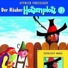 """OTFRIED PREUSSLER """" DER RÄUBER HOTZENPLOTZ 01"""" CD NEU"""