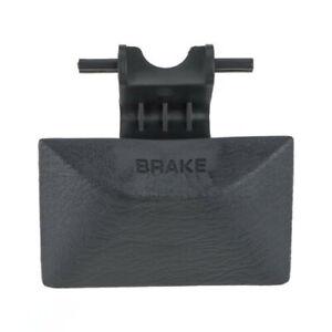 2002-2005 DODGE RAM 1500 PARKING BRAKE RELEASE HANDLE SLATE GRAY OEM MOPAR