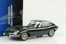 1961 Jaguar E-Type 3.8 Coupe Series 1 racing grün diecast 1:18 Autoart 73612
