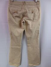 Maurices Khaki Tan Pants Cotton Spandex Blend - Stretch Women's Size 7/8