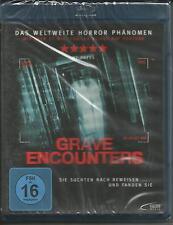 Grave Encounters [Blu-ray] Sean Rogerson Neu!