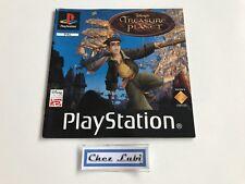 Notice - Disney's Treasure Planet - Sony PlayStation PS1 - PAL UK