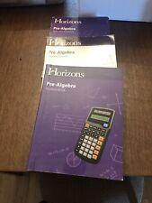 Horizons Pre Algebra